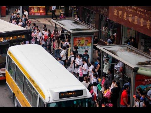 巴士站缺排隊文化?