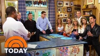 'Fuller House': A Look Behind The Scenes | TODAY