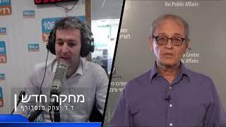 """אמריקה תחילה: טובת ישראל כבר אינה שיקול מרכזי בבחירתם של יהודי ארה""""ב"""