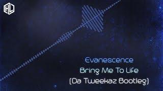 Evanescence - Bring Me To Life (Da Tweekaz Bootleg) (Qlimax 2017 MQ Rip)