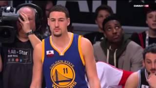 FINAL CONCURSO DE TRIPLES 2015 NBA