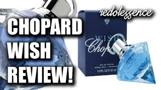 Wish by Chopard Fragrance / Perfume Review