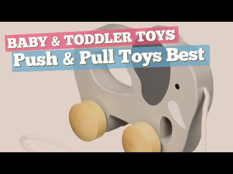 Push & Pull Toys Best Sellers Collection // Baby & Toddler Toys