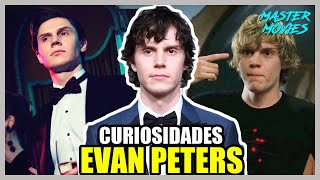30 Curiosidades Que NO Sabías De EVAN PETERS - (American Horror Story - X-MEN - Pose)