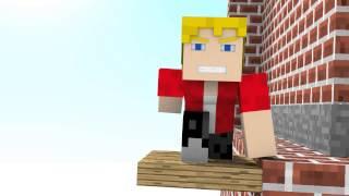 Minecraft - Parkour Animation (H.G Animations)