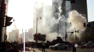 Transformers 3 Chicago Major Explosion