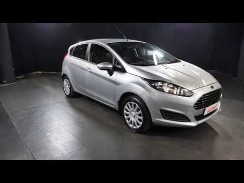 Ford FIESTA 1.0 Start/Stop Trend 5d, Monikäyttö, Manuaali, Bensiini, ILH-800