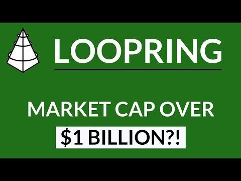 Loopring | Market Cap OVER $1 BILLION?!