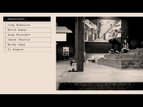 Blind | Headcount - The Berrics