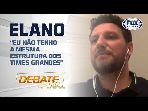 VOLTA DO FUTEBOL, SUCESSO DE VINI JR E MAIS; Elano é o convidado do 'Debate Final' (Completo)