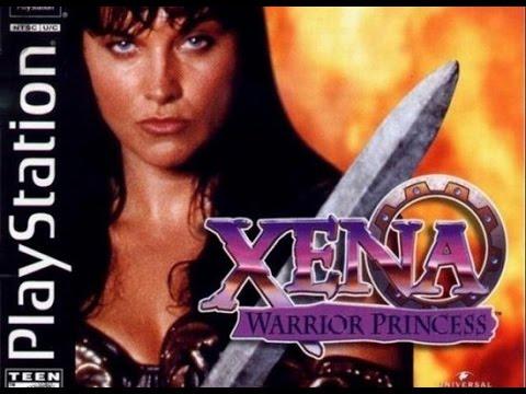Xena Warrior Princess Full Game Walkthrough Gameplay