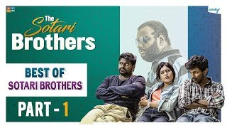 Best Of Sotari Brothers - Part 1 || The Sotari Brothers ||  Wirally Originals | Tamada Media