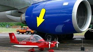 Самые маленькие самолеты в мире!