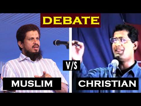 Divinity Of Quran and Bible   Christian v/s Muslim Debate 2001   MM Akbar & Varghese Maliakkal