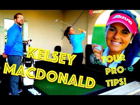 Tour Pro Golf Tips With Kelsey MacDonald