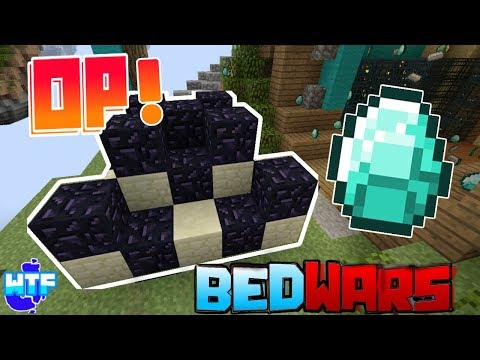 Minecraft Xbox 360/Xbox One PS3/PS4 Modded Hypixel Bedwars