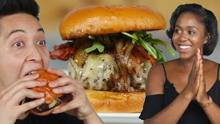 Tasty Cook-Off: Burgers - Video Youtube