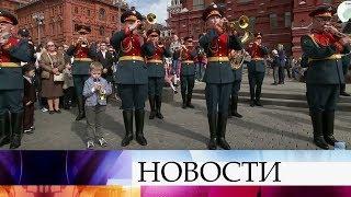 ВМоскве открылся сезон «Военных оркестров впарках».