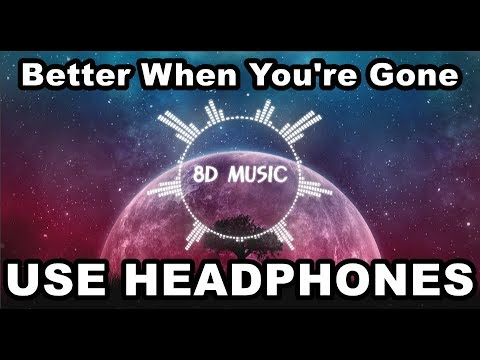 David Guetta, Brooks & Loote - Better When You're Gone (8D AUDIO) 🎧 - 8D MUSIC