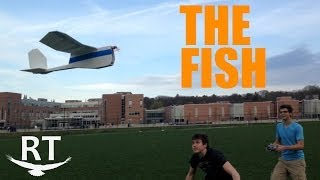 The Fish: A Scratch Built Slow-Fly RC Plane