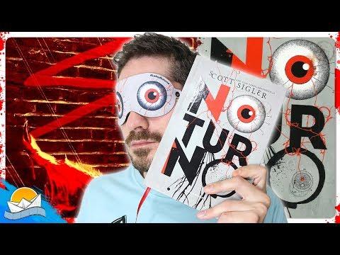 5 MOTIVOS PARA LER NOTURNO | Scott Sigler | Darkside Books