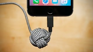 Perfect iPhone USB Cable For Your Nightstand!