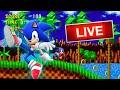 Sonic The Hedgehog Ao Vivo Jogos Antigos