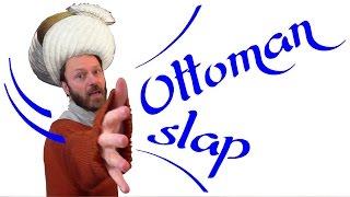 Ottoman slap - a feasible Turkish martial technique?