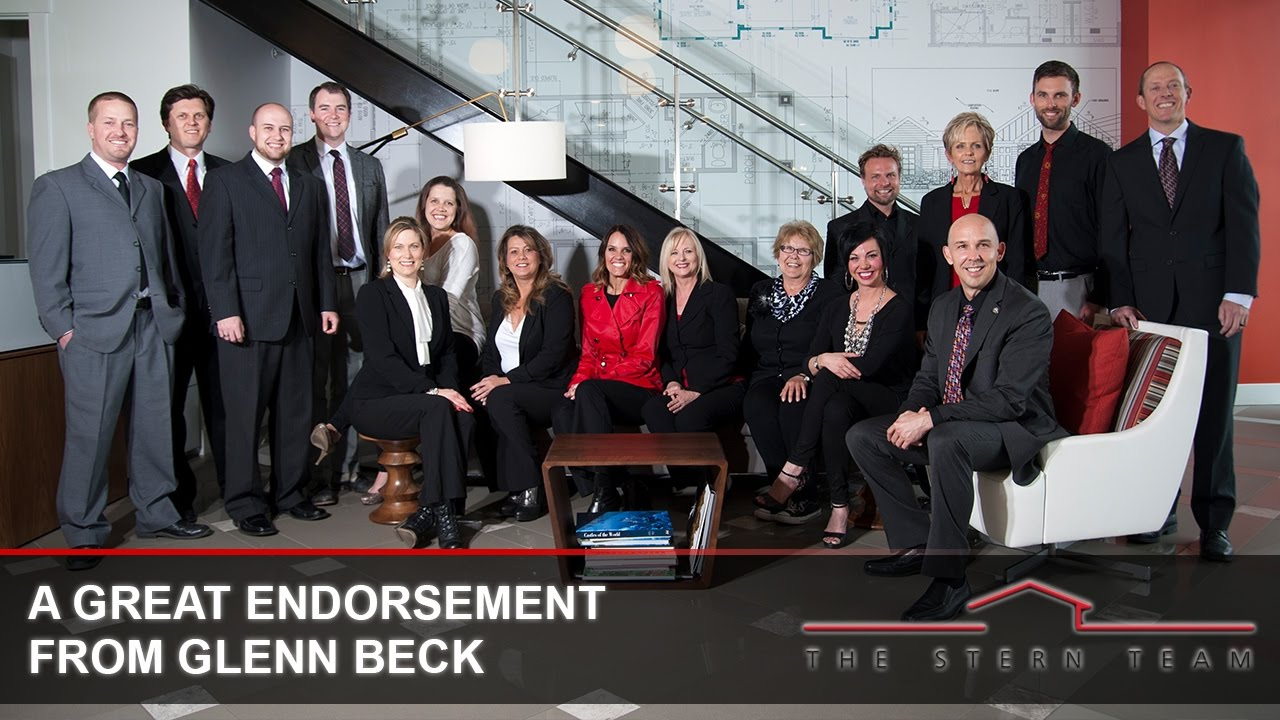 Here's Why Glenn Beck Endorses Our Team