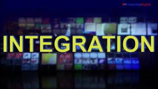 News Words: Integration