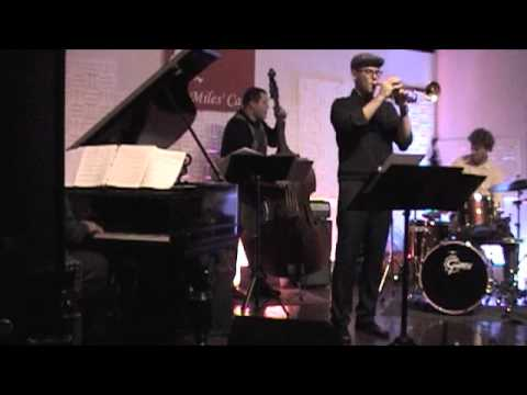 "Charlie Porter Quartet Live at Miles Cafe ""Initiation"""