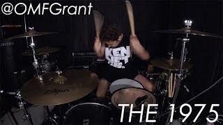 "OMFGrant   The 1975   ""People"" Drum Cover"
