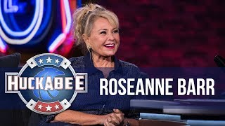 Digital Exclusive: Roseanne Barr Takes Her LAST Ambien For This Interview   Huckabee