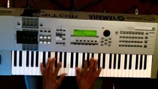 Organ movement for beginners