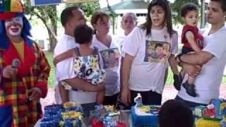 preview picture of video 'Payaso Puerto Rico Pikorete En Fiesta de Yenziel en Guaynabo Puerto Rico'