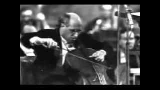 Shostakovich - Cello concerto n°2 - Rostropovich