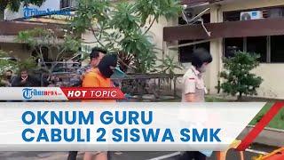 Oknum Guru di Medan Cabuli 2 Siswa SMK di Hotel dan Jalan Tol, Modus Pelaku Ajak Korban Jalan-jalan