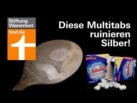 Test Geschirrspültabs & Gele 2018: Finish & Somat nur Mittelmaß (the real #tidepodchallenge)