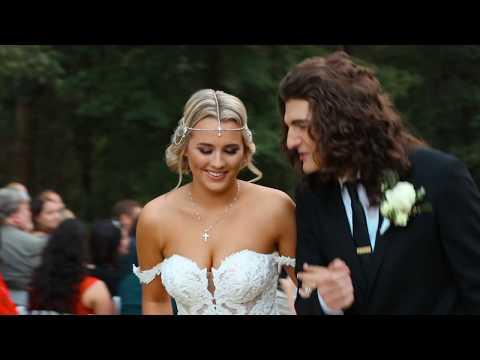 Cade and Gabby Barrett Foehner (Wedding Video)