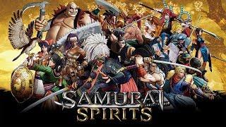SAMURAI SPIRITS / SAMURAI SHODOWN– Trailer 2 (Japan)