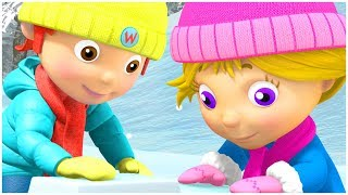 Cartoon For Kids | Build An Igloo And Lots More | Compilation | Everythings Rosie