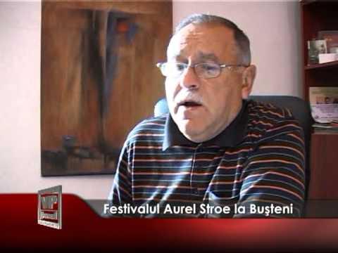 Festivalul Aurel Stroe la Buşteni