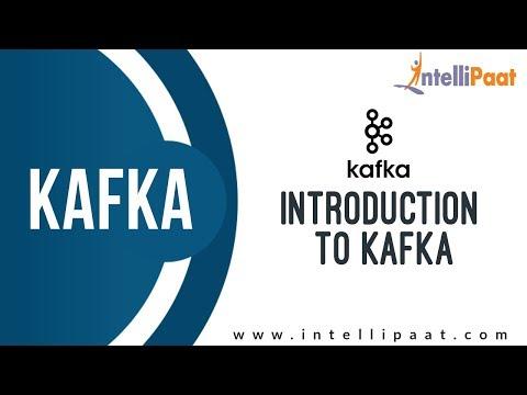 Introduction to Kafka | Kafka Tutorial | Online Kafka Training ...
