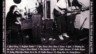 John Cale & Friends - Cable Hogue