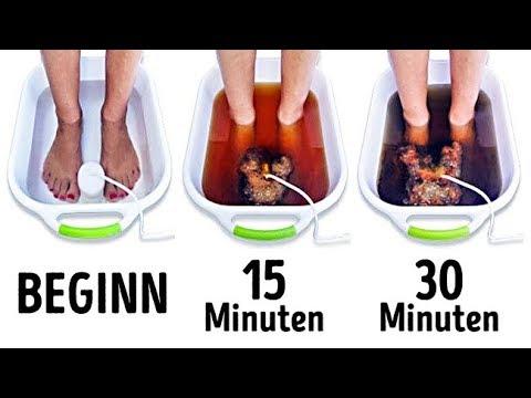 11 überraschende Möglichkeiten, deinen Körper zu entgiften
