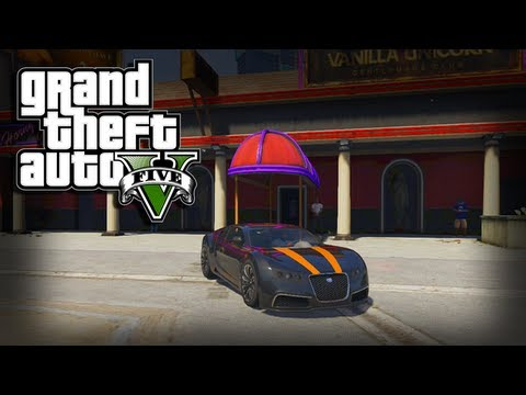 "How To Get A Bugatti Veyron In GTA 5 (Secret Car ""Adder"" Location) - Best Car In GTA V!"