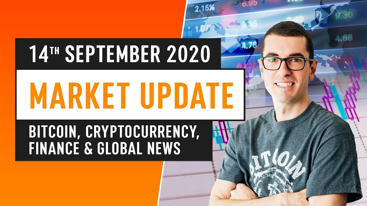 Bitcoin, Ethereum, DeFi & Global Finance News - September 14th 2020