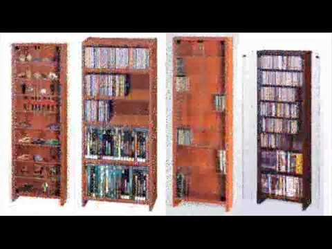 Muebles archivadores y estanterias  para CD DVD