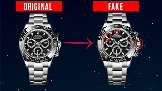 FAKE oder ORIGINAL Uhr kaufen? Meine Meinung zu GEFÄLSCHTEN Uhren