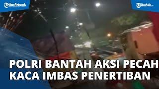 Polri Bantah Aksi Pecah Kaca terhadap Truk di Tanjung Priok Imbas dari Penangkapan Preman